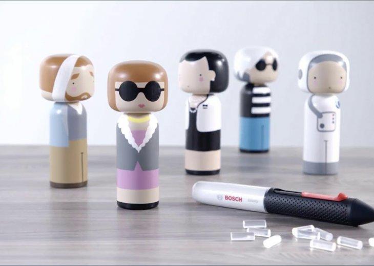 Hobi Tutkunlarının Yeni Eğlencesi Bosch Gluey