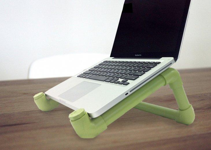 Kendin Yap: PPRC Laptop Standı