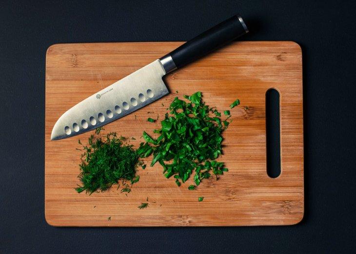 Mutfağın Müdavimleri - Bıçak Çeşitleri